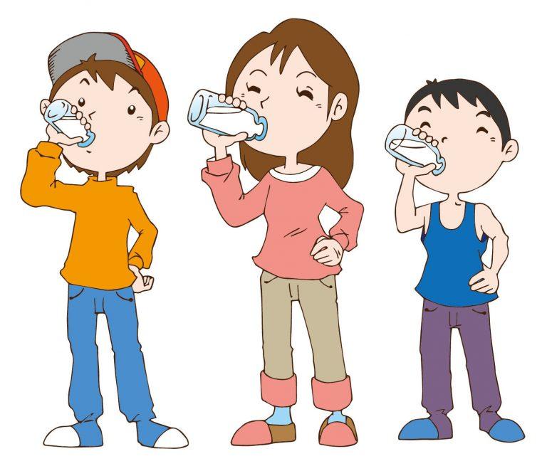 子ども飲み物