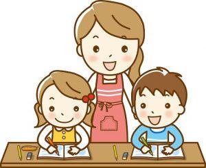親が教える勉強