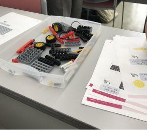 ロボット教室 体験キット