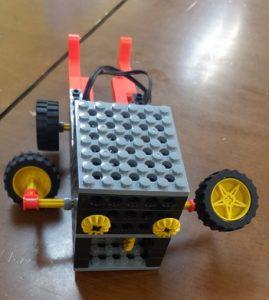 ロボット教室体験クロールロボ