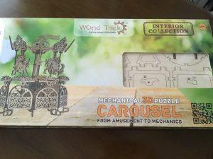 woodtrick外箱